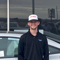Jordan de Moraes at Yellowstone Motors