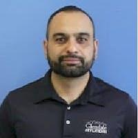 Avo Minassian at Glendale Hyundai