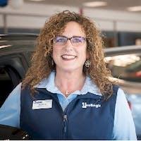 Kathy Shedd-Giddings at Darling's Honda Nissan Volvo