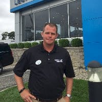 Michael Stockhausen at Lester Glenn Chevrolet