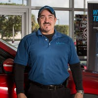 Sam  Velazquez at Mazda of North Miami