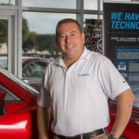 Arnold  Vargas at Mazda of North Miami