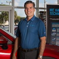 Art  Chavarry at Mazda of North Miami - Service Center