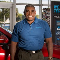 Joe  Desravines at Mazda of North Miami