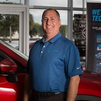 Victor  Benhaim at Mazda of North Miami