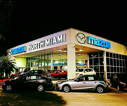 Mazda of North Miami, Miami , FL, 33169