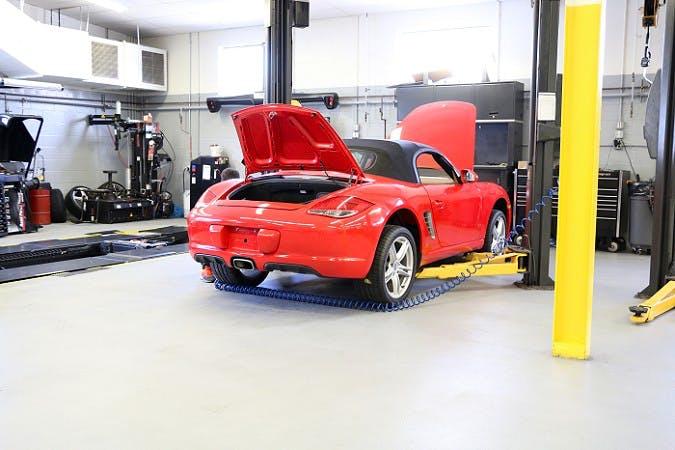 Porsche Larchmont, Larchmont, NY, 10538
