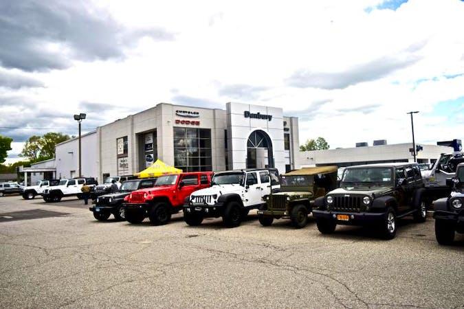 Danbury Chrysler Jeep Dodge Ram FIAT, Danbury, CT, 06810