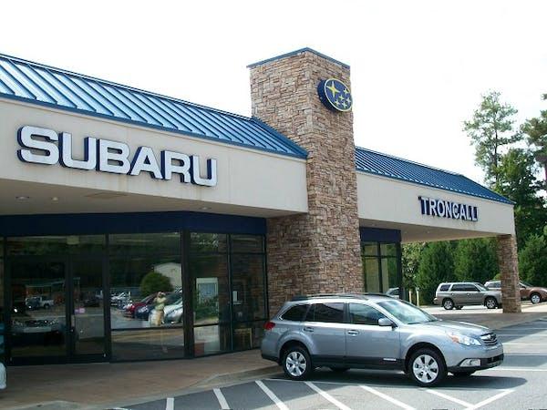 Troncalli Subaru, Cumming, GA, 30040