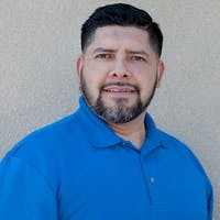 Frank Claros  at Springs Automotive Group - Platte Ave