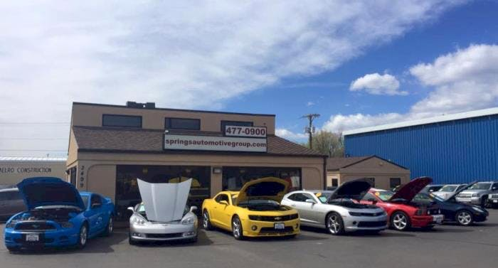 Springs Automotive Group - Platte Ave, Colorado Springs, CO, 80909