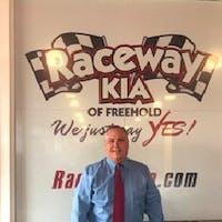 Glenn King at Raceway Kia of Freehold