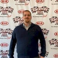 Chad Klotzkin at Raceway Kia of Freehold