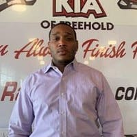 KENNY BOYNES at Raceway Kia of Freehold