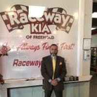 NABIL GHONIAM at Raceway Kia of Freehold