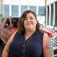 Kati Carlson at Grande Prairie Hyundai