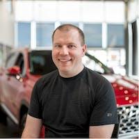 Randy Roteliuk at Grande Prairie Hyundai
