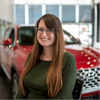Samantha Aghdasy at Grande Prairie Hyundai