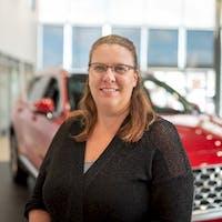 Jodie Grinder at Grande Prairie Hyundai