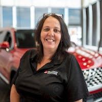 Lori Peterson at Grande Prairie Hyundai