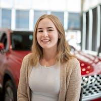 Kaitlin Mosenko at Grande Prairie Hyundai