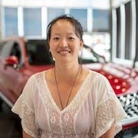 Becky Liu at Grande Prairie Hyundai