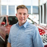 Brad  Worona at Grande Prairie Hyundai