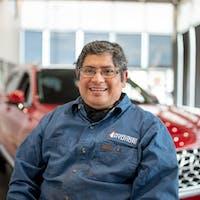 Mario Belloso at Grande Prairie Hyundai