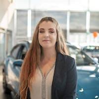 Kelsey Berlasty at Grande Prairie Hyundai