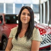 Alana  Newman at Grande Prairie Hyundai