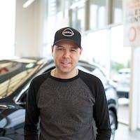 Jeremy Van Der Raadt at Grande Prairie Nissan