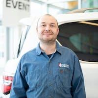 Mladen Simunec at Grande Prairie Nissan