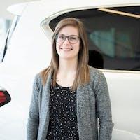 Stephanie Arsenault at Grande Prairie Nissan