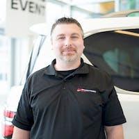 Steve Marsden at Grande Prairie Nissan