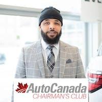 Ahmed Eltayeb at Grande Prairie Nissan