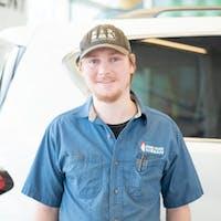 Drew Zaffis at Grande Prairie Nissan