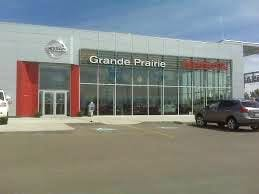Grande Prairie Nissan - Service Centre - Nissan, Used Car