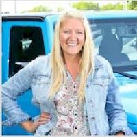 Katelyn Hetrick at World Jeep Chrysler Dodge Ram