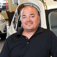 Lou Zuluaga at World Jeep Chrysler Dodge Ram