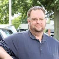 Jim Dietrich at World Jeep Chrysler Dodge Ram