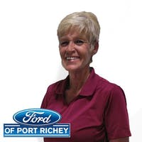 Dolly Kendall at Ford of Port Richey