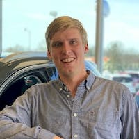 Cody Wichmann at Dave Syverson Auto Center