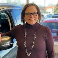 Liz Hayson at Dave Syverson Auto Center