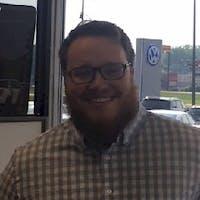Alex Gromelski at Dave Syverson Auto Center
