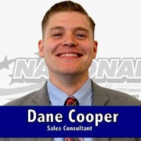 Dane Cooper at National Dodge Chrysler Jeep Ram