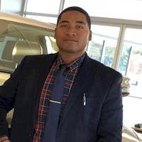 Demetreis Sarmiento at National Dodge Chrysler Jeep Ram