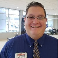 Daniel Sheehan at National Dodge Chrysler Jeep Ram