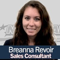Breanna Revoir at National Dodge Chrysler Jeep Ram