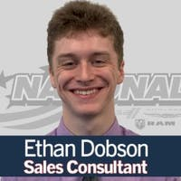 Ethan Dobson at National Dodge Chrysler Jeep Ram