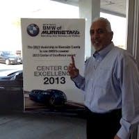 Joe Garcia at BMW of Murrieta